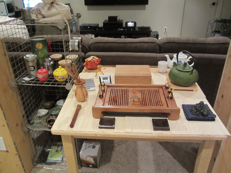 My Tea Setup / Stash - Album on Imgur