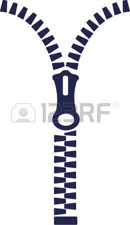 Zipper Icon Stock Vector Icon Zipper Vector Art