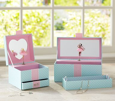 Blue Dot Sadie Jewelry Boxes | Baby furniture, Kid beds ...