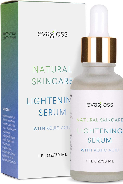 Honest Review Of Evagloss Lightening Serum Learn And Be Careful Before Use In 2020 Lightening Serum Dry Skin Body Lotion Lip Lightening