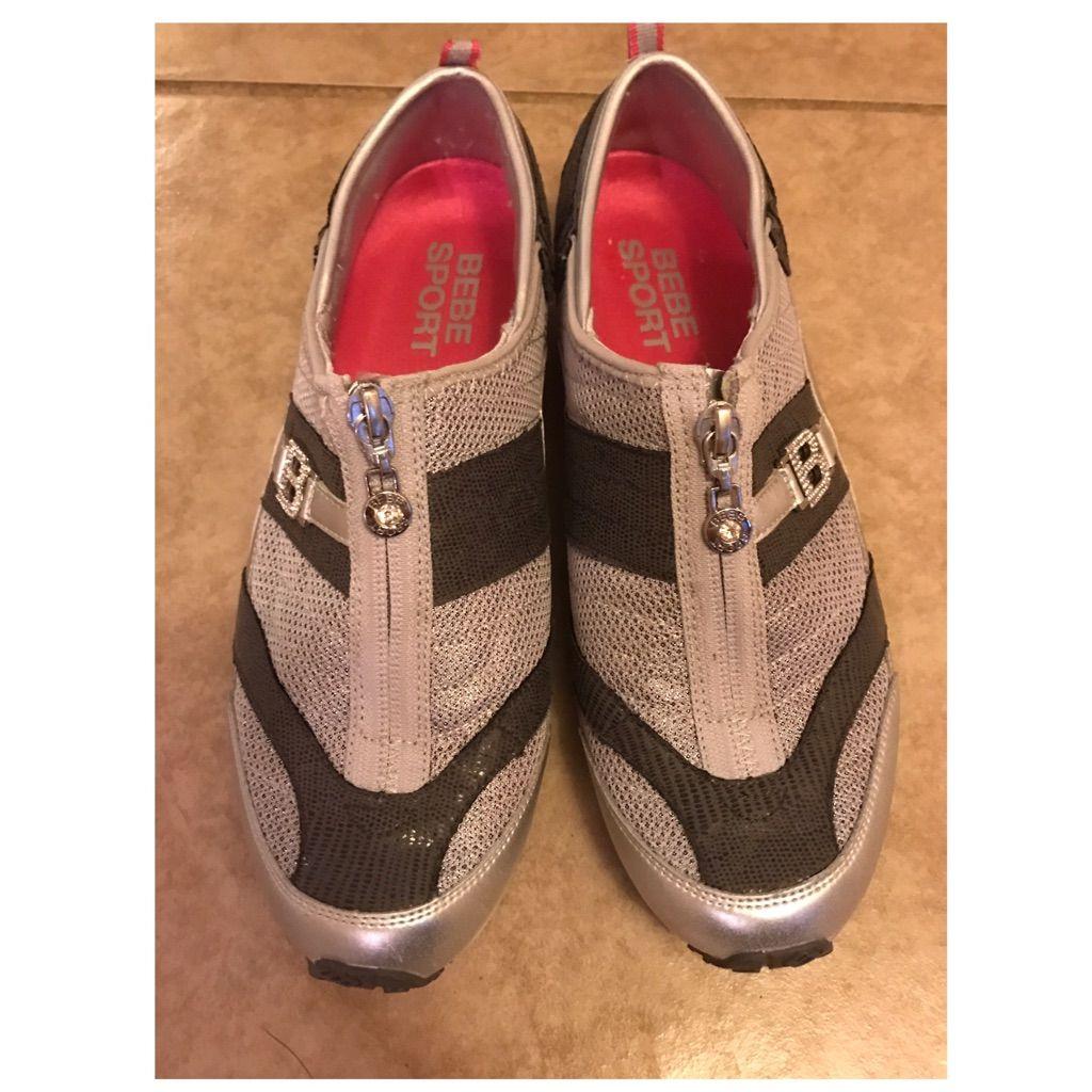 Bebe Sport Athletic Sneakers