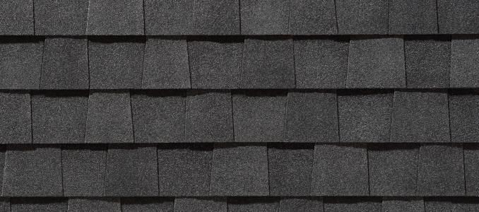 LANDMARK Color Is Black Morie Landmark™   Designer   Residential   Roofing