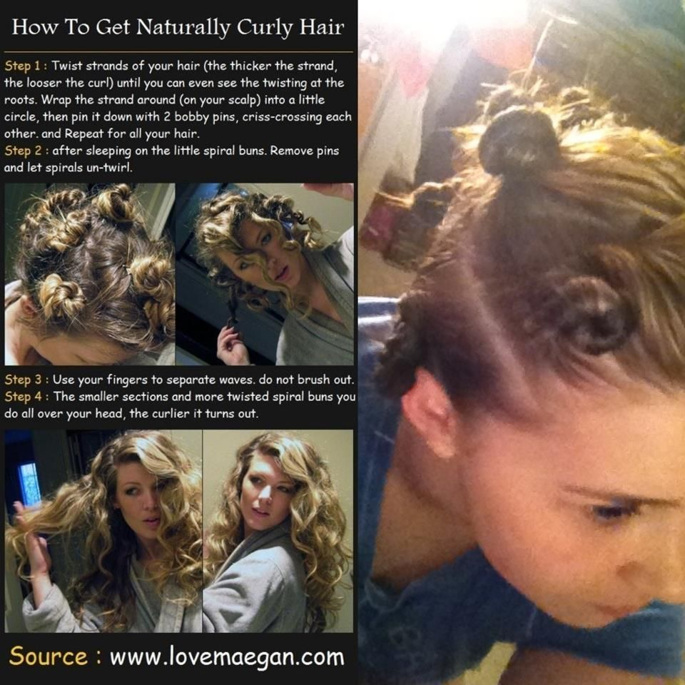 Pin By Kimberly Hall On Hair Do S To Try Overnight Curls Hair Curling Tips How To Curl Your Hair