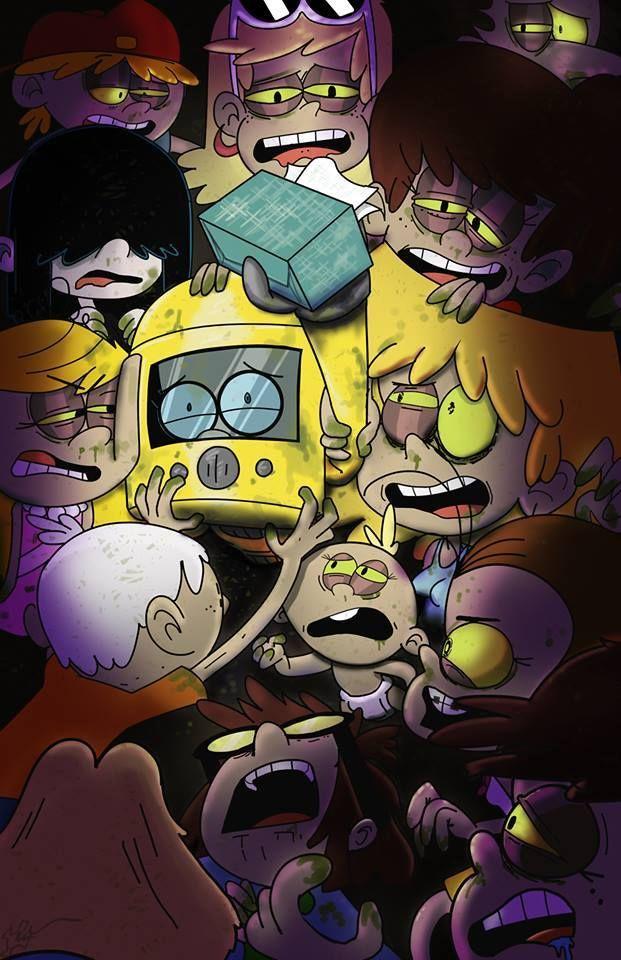 The Loud House One Flu Over : house, Jorge, Francisco, House, Melhores, Papel, Parede,, Desenhos,, Personagens