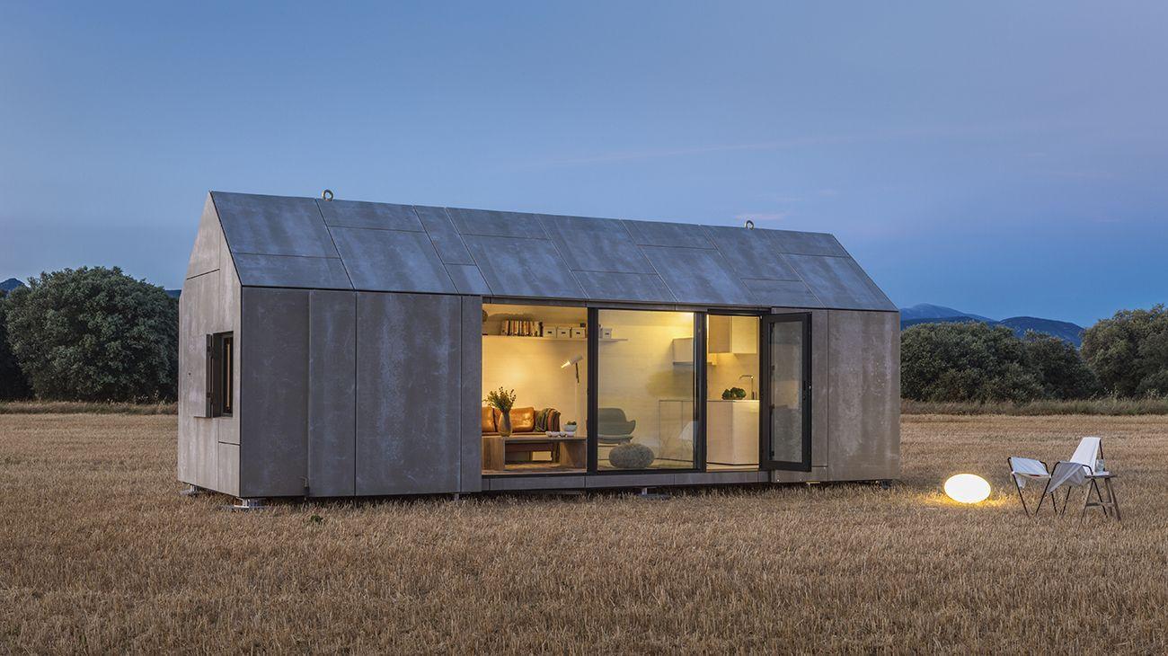 baton baton estudio de arquitectura en madrid site arq pinterest maison mini maison. Black Bedroom Furniture Sets. Home Design Ideas