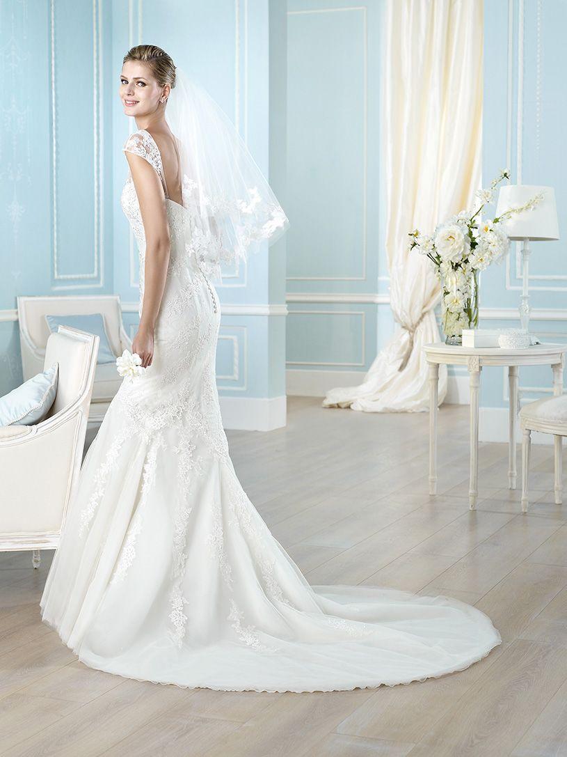 Vestido de novia, modelo Halewyn de St. Patrick 2014 www ...