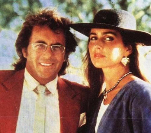 Italo Disco Duo Al Bano And Romina Power Albania Coppie Attore