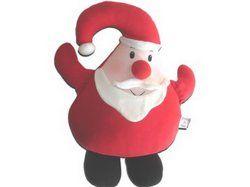 Boneco Papai Noel - Boneca de pano - atendimento@bonecadepano.com.br