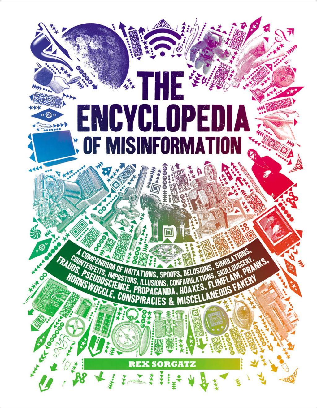 The Encyclopedia of Misinformation (eBook) Spoofs