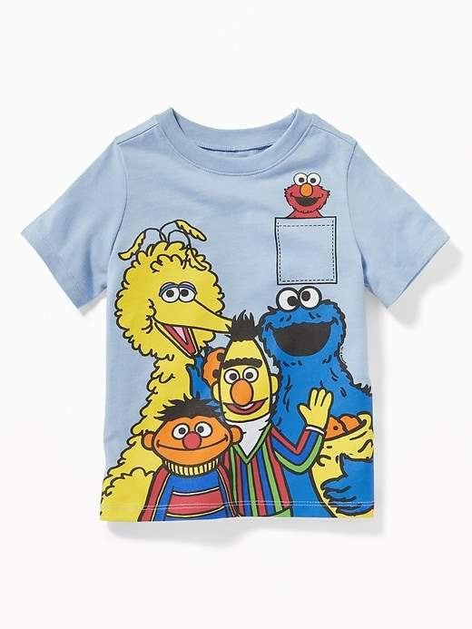 6a6c94dc78 Sesame Street® Tee for Toddler Boys in 2019 | Elmo party | Old navy ...