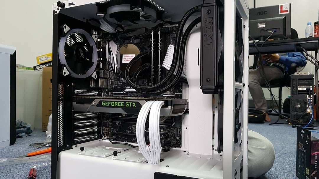 Work In Progress Nzxt Aigo Phanteks Pny Asus Nvidia Intel