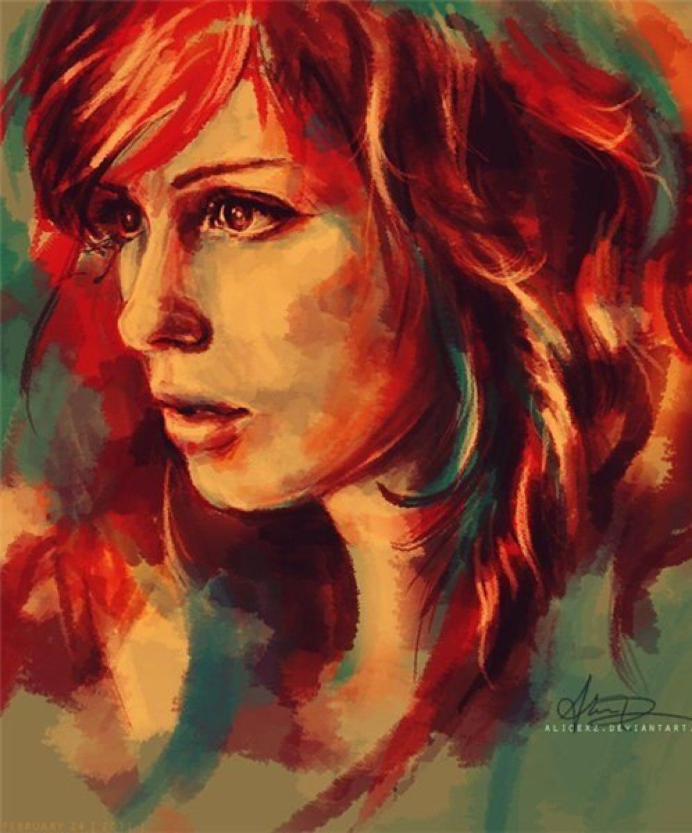 painting by sizrokz on @DeviantArt