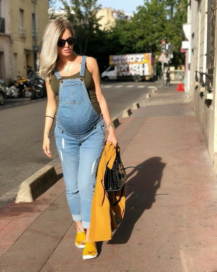 Pin Em Moda De Maternidad