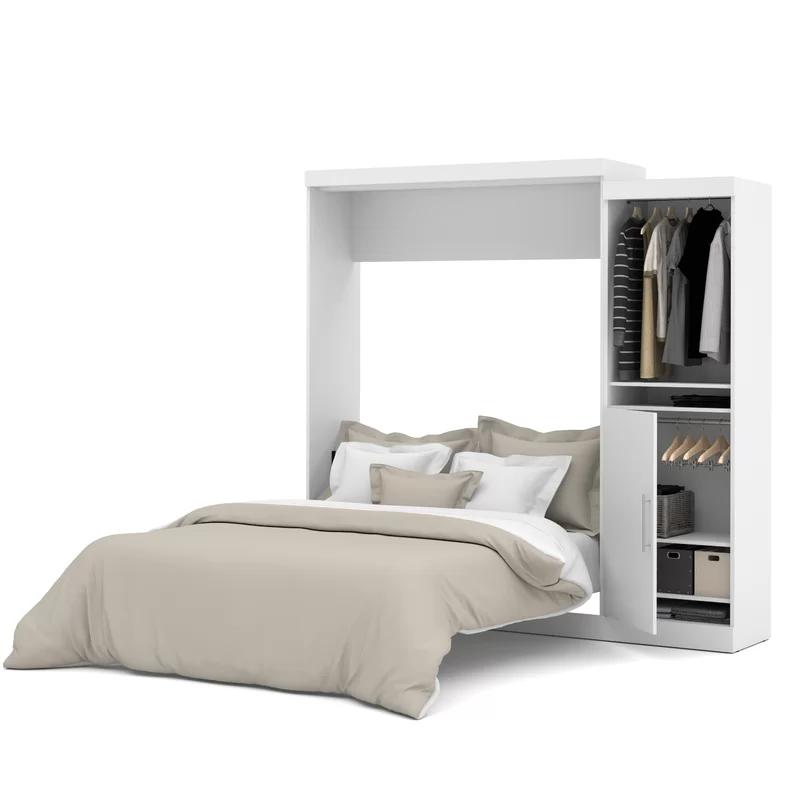 Truett Storage Murphy Bed & Reviews AllModern Modern