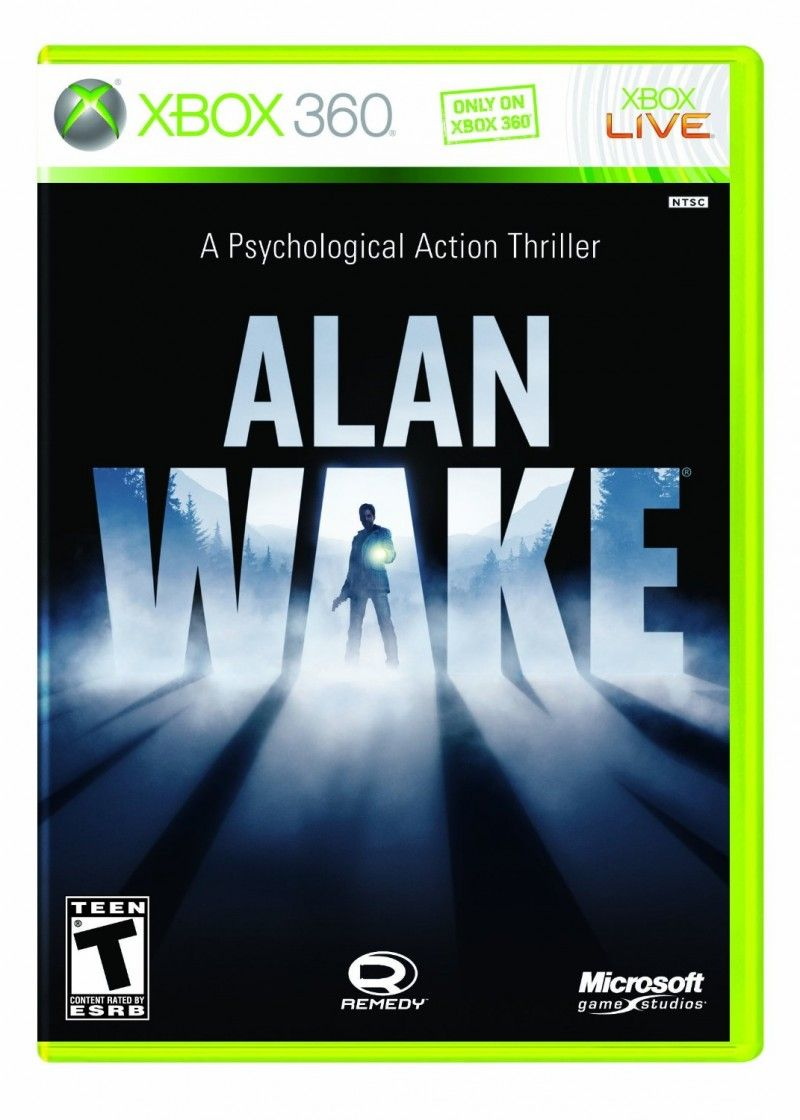 And remember xbox live gold is more than just great deals on games - Alan Wake Xbox 360 Digital Game Download Xbox Live Cd Key Global For Only 14 95