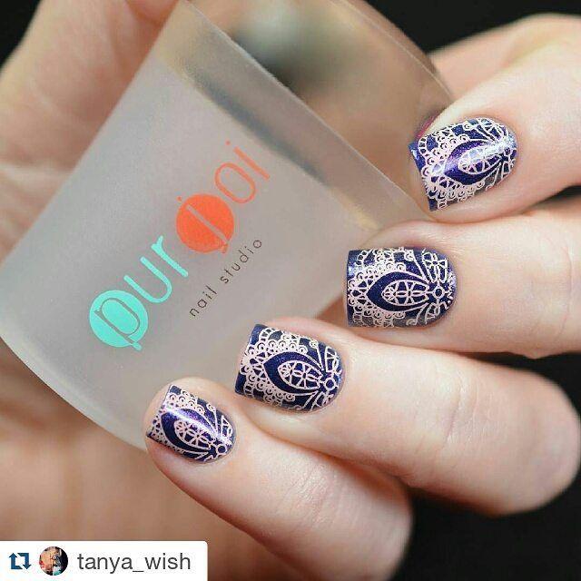 Repost @tanya_wish with @repostapp ・・・ New Jumbo Clear Nail Art ...