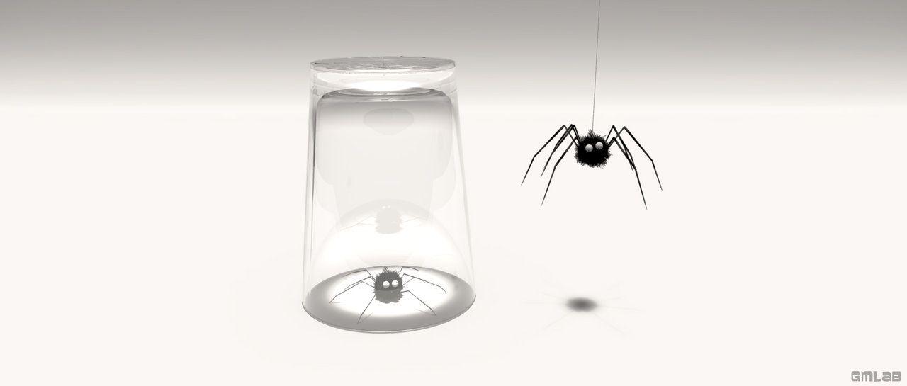 Spiders by gmlabartandsounds on DeviantArt