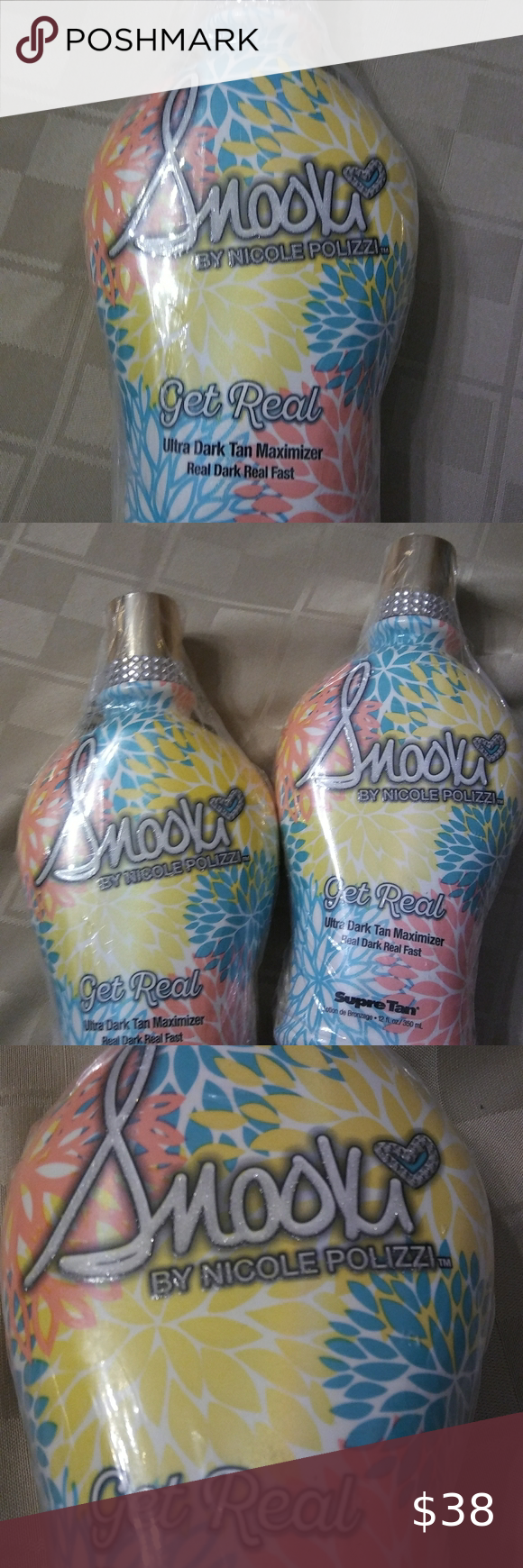 SNOOKI get real By Nicole Polizzi tanning lotion in 2020