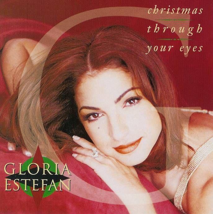 Gloria Estefan Christmas Through Your Eyes Buscar Con Google Gloria Christmas Cds Shazam