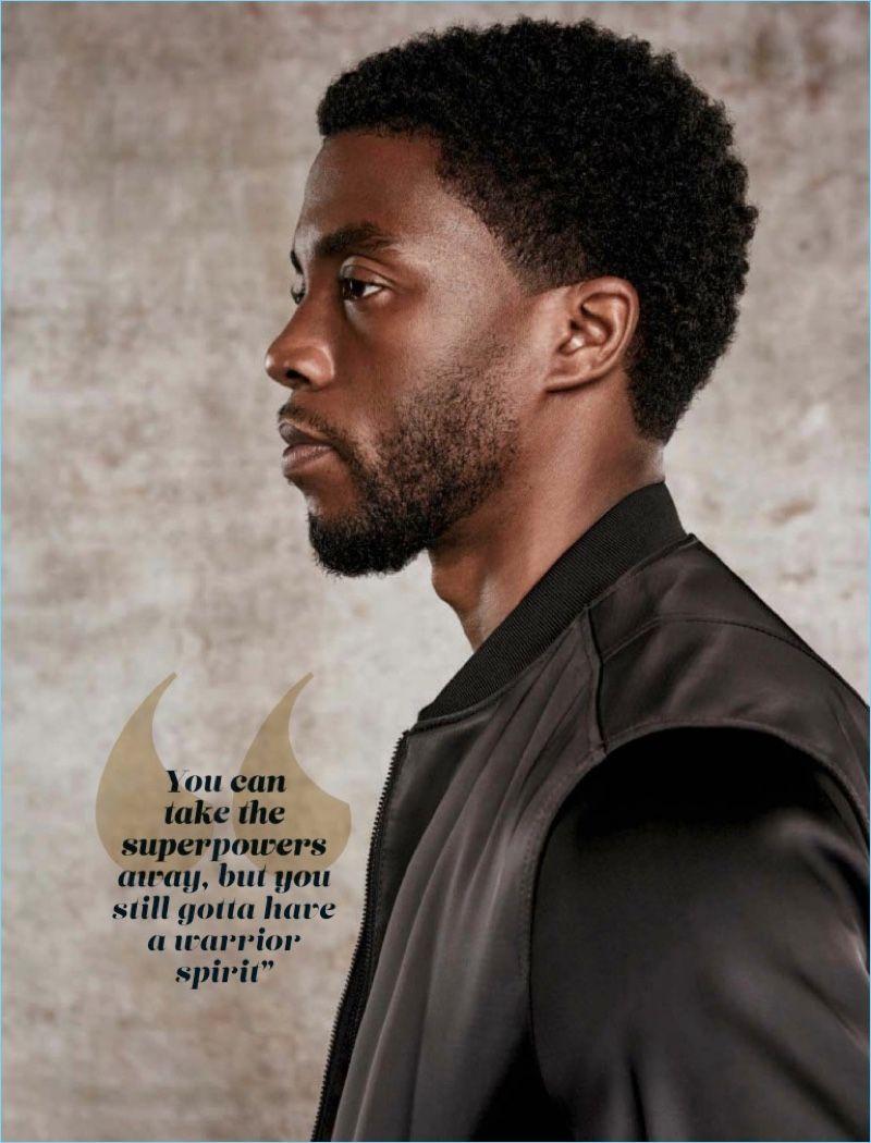 Chadwick Boseman Covers Rolling Stone & Essence, Talks 'Black Panther'