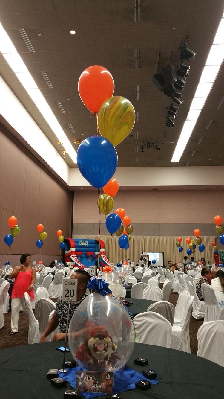 Balloon Decoration For 1st Birthday Boy Valoblogi Com
