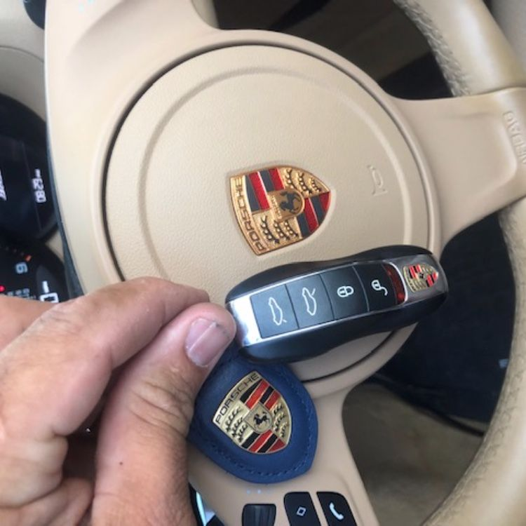 Porsche Car Keys Replacement All The Information You