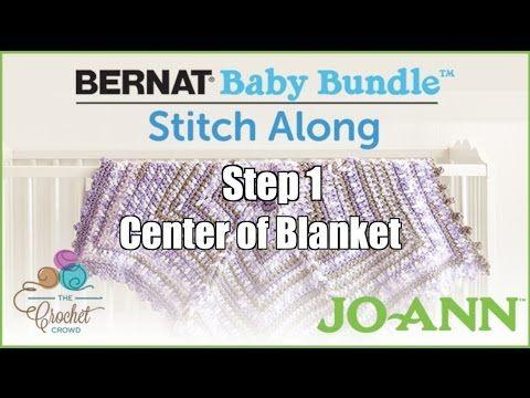 Bernat Baby Bundle Stitch Along with Jo-Ann - The Crochet Crowd ...
