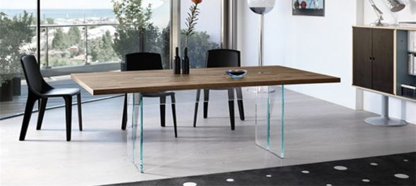 Fiam Llt Wood  Meja Makan Antik  Pinterest  Contemporary Dining Awesome Ultra Modern Dining Room Design Decoration