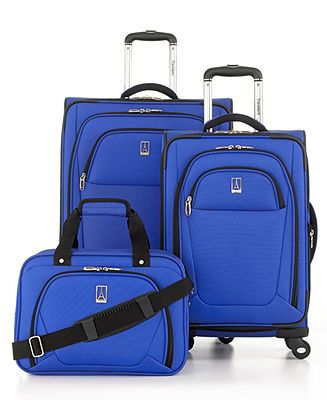 Travelpro Highlite 2 3 Piece Spinner Luggage Set - Cyber Monday ...