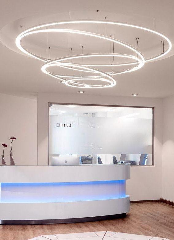 LED direct #light pendant #lamp TOCCATA by Sattler #design - designer leuchten extravagant overnight odd matter