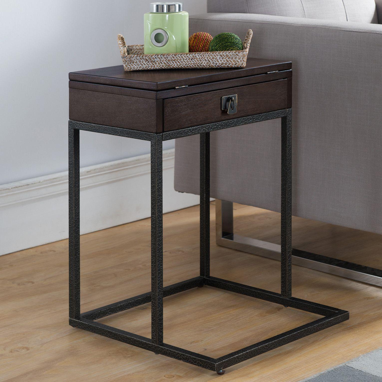 Empiria End Table Lap desk, Furniture, End tables