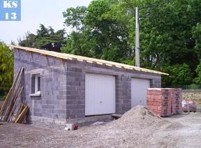Construire Un Garage Cout Construire Un Garage Construire Construction