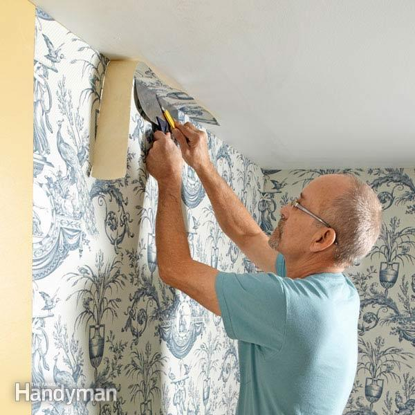 How To Install Wallpaper How To Hang Wallpaper How To Install Wallpaper Wallpapering Tips