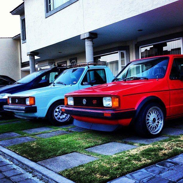 Vw Caddy 1982 Vw Golf Mk1 1986 Caribe Gt In Mexico Mk1