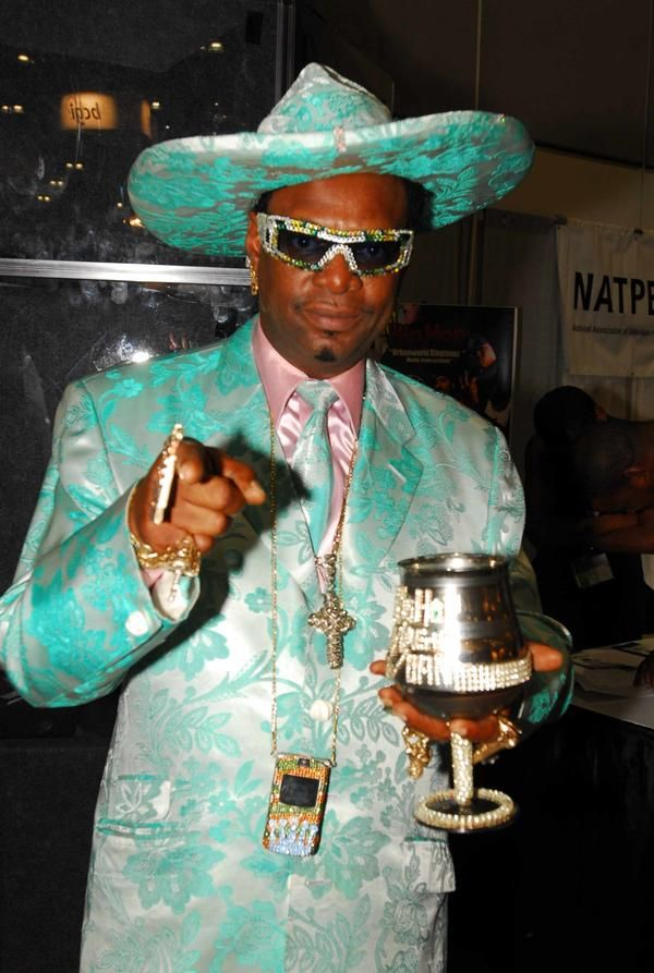 The Bishop Don Magic Juan Pimp Mac Ghetto Fabulous Black Celebrities Hip Hop Rb