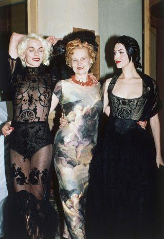 Punk Stylist Vivienne Westwood Fashion Vivienne Westwood 80s Fashion