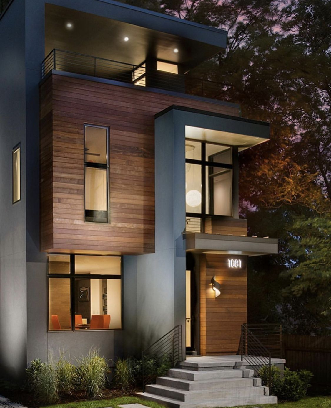 Pin By Hadnah Neira On Merida Small House Elevation Design Modern Small House Design Small House Design Plans