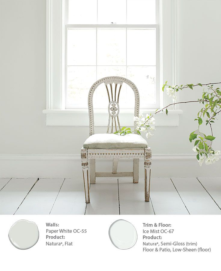 Find Your Color  Benjamin moore White paint colors and White paints