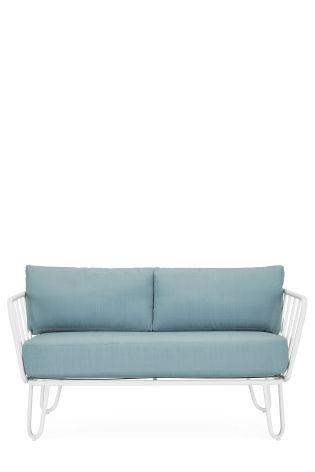 White Sydney Sofa