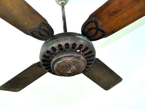 1930 35c Ge 52 Antique Ceiling Fan Antique Ceiling Fans