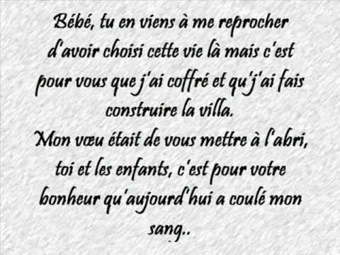 Trop Belle Chanson Damour Triste Plus Rien Sans Toi Avec
