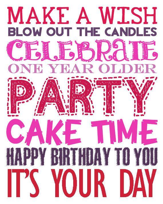 girls birthday wish turning 35 pinterest birthday happy