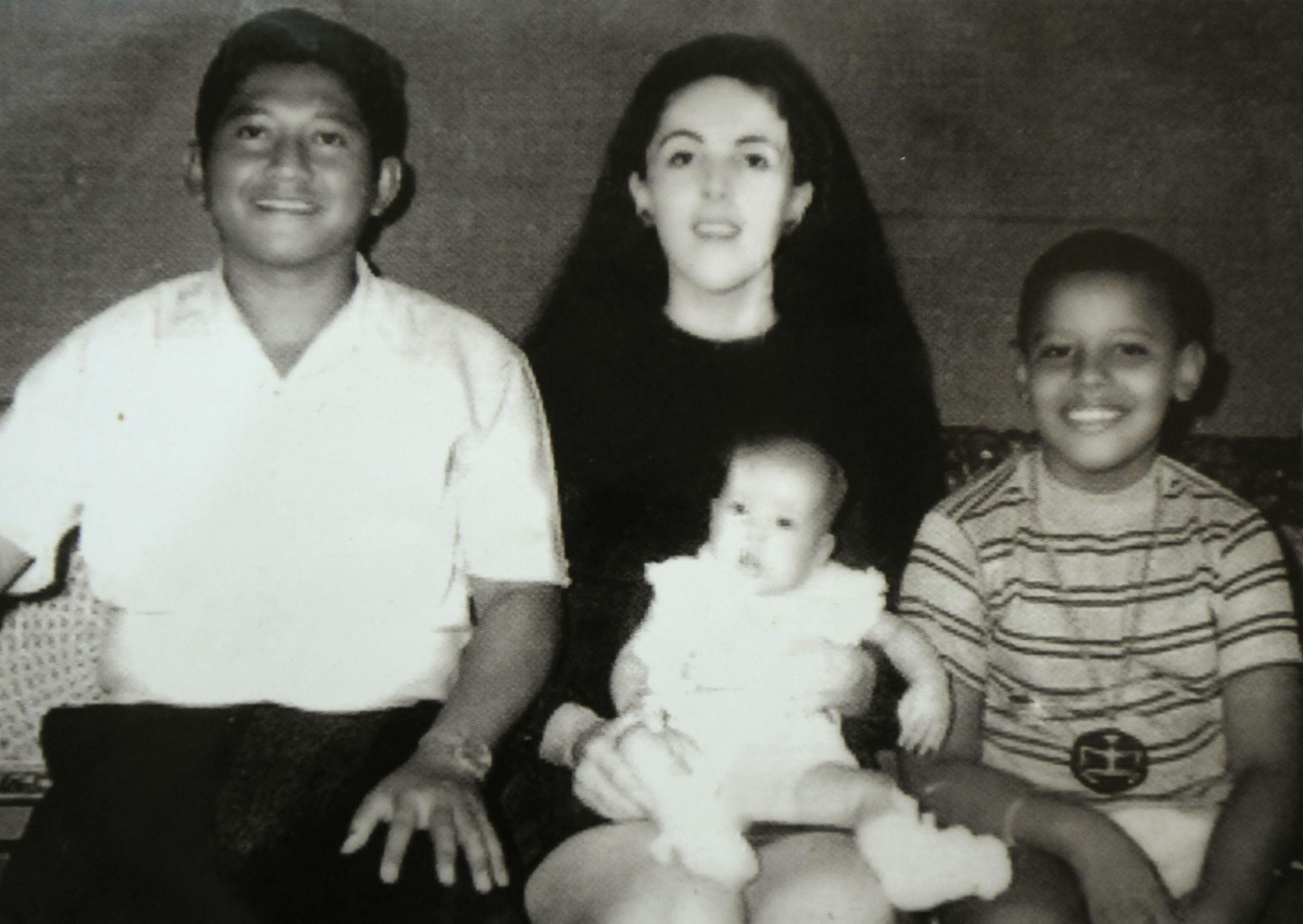 barack obama's parents - HD2463×1747