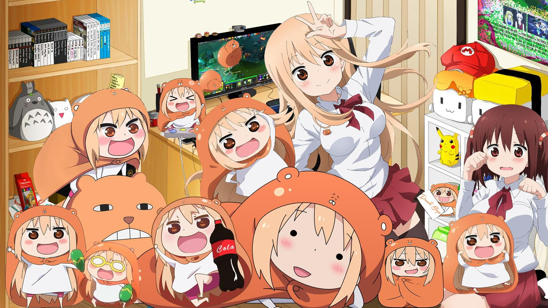 Umaru Chan Wallpaper Checkout More News On Www Plexushub Co Uk