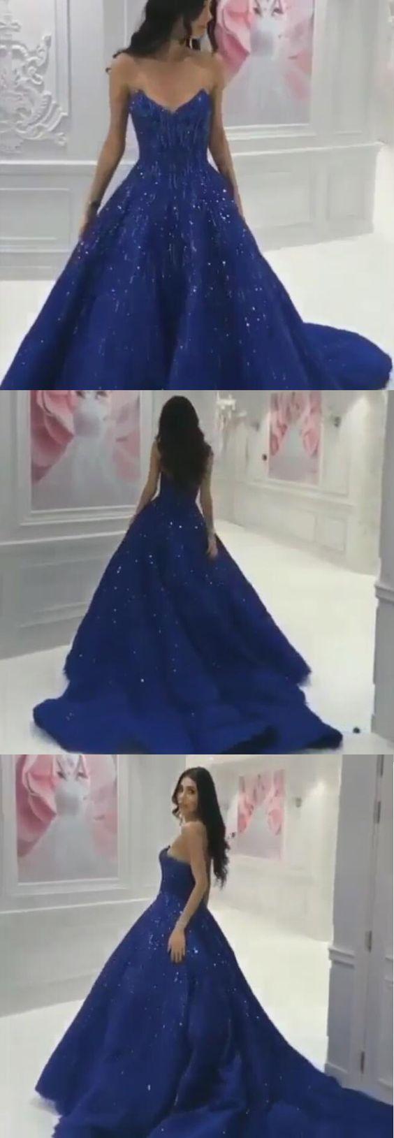 Royal blue prom dresses long prom dresses dresses things i need