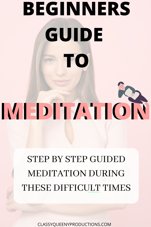 MEDITATION FOR BEGINNERS I MINDFULLNESS I HOW TO MEDITATE