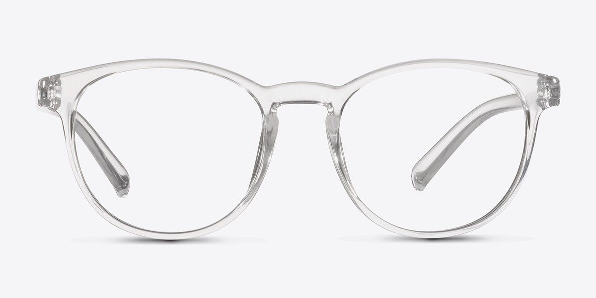 women\'s clear plastic eyeglass frames | Little Chilling | Clear ...