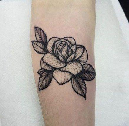 24 Best Ideas Tattoo Old School Rosas Old School Rose Tattoos Old School Tattoo