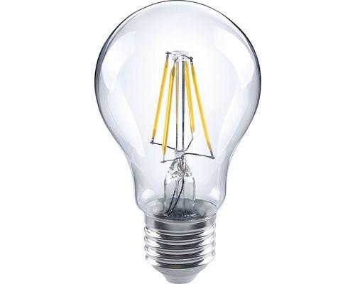 flair led-lampe eek a++ e27 5,5 watt glühlampenform mit glühfaden ... - Mischbatterie Küche Hornbach