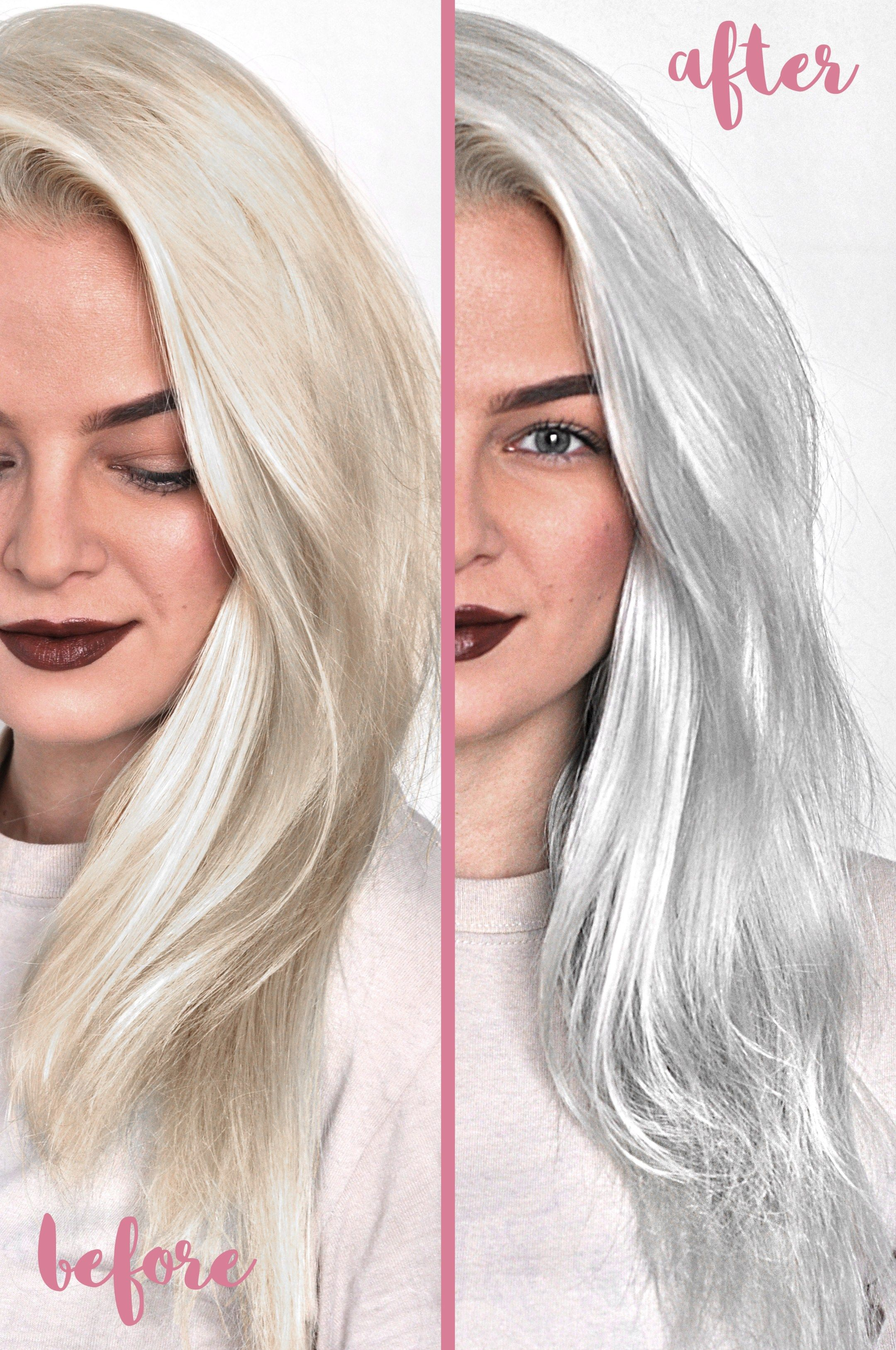 Top 5 Best Sulfate Free Purple Shampoos To Tone Blonde Hair #purpleshampoo
